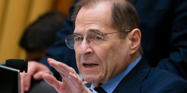 House Judiciary Committee Chairman Jerrold Nadler, D-N.Y., has called for impeachment of President Trump (AP Photo/J. Scott Applewhite)
