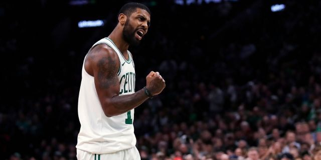 It appears unlikely at this point, but there's a small chance Irving could re-join the Celtics.