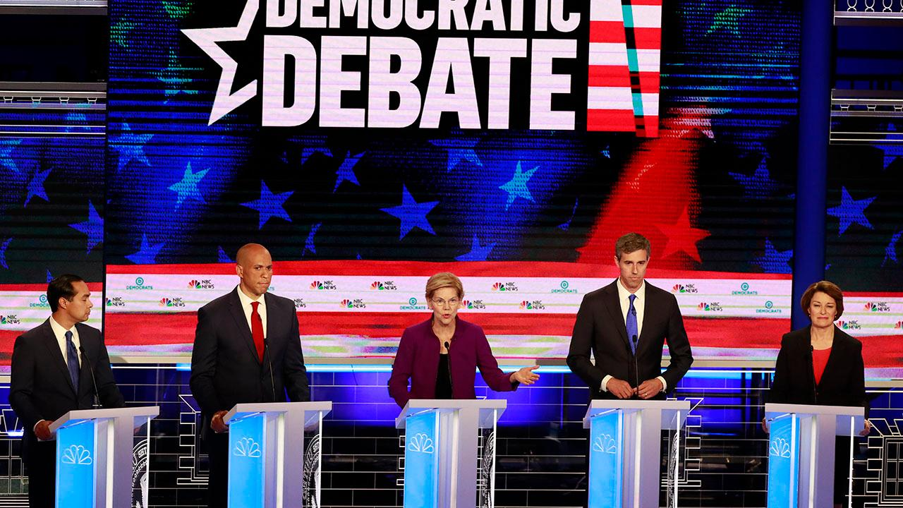 Breaking down the most memorable moments from the first Democratic debate