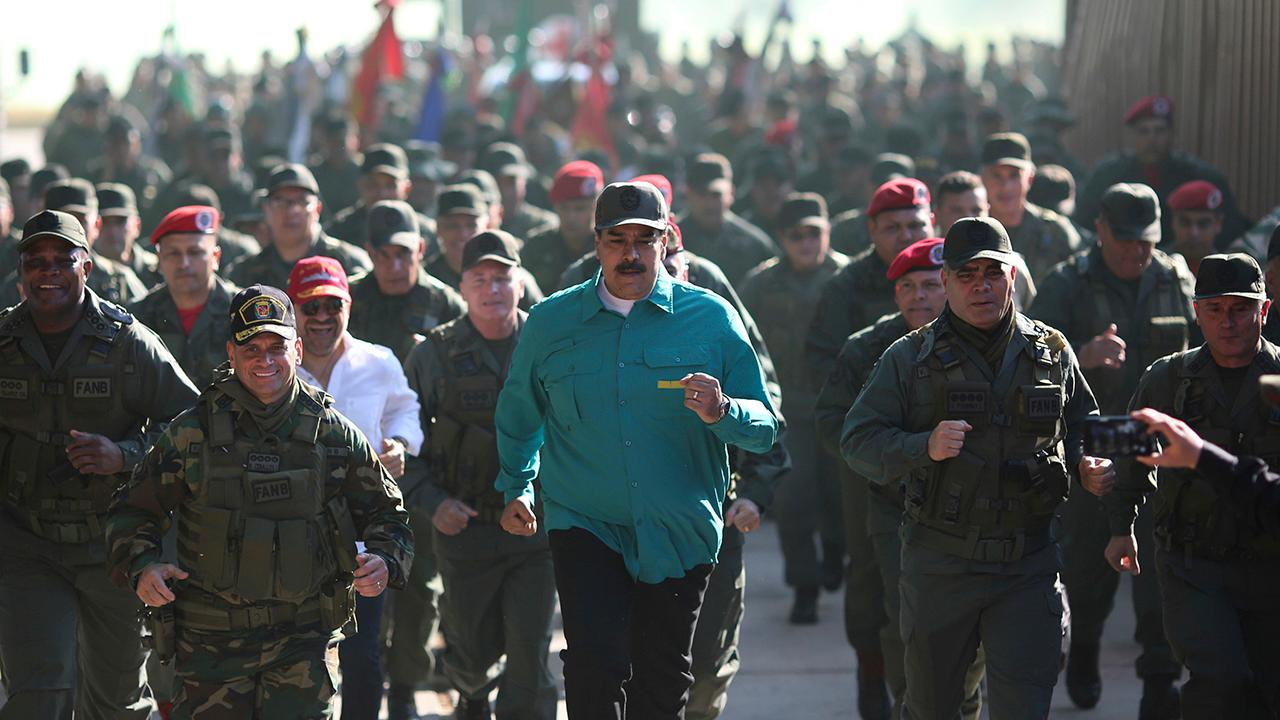 Will the US intervene militarily in Venezuela?
