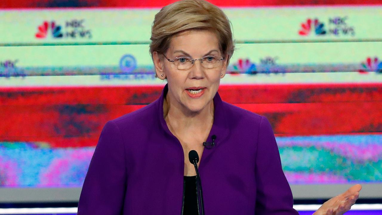 Some Democrats push far-left radical policies at first debate