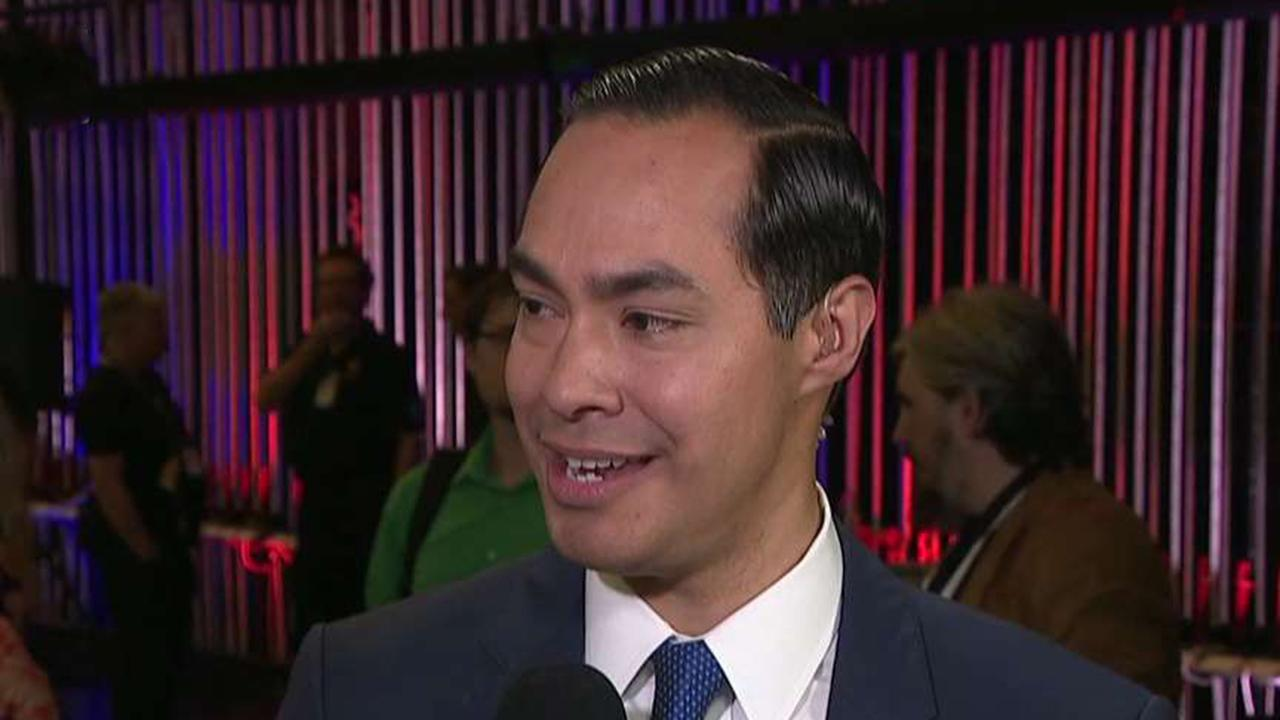 Julian Castro: Beto O'Rourke clearly hadn't done his homework on immigration reform