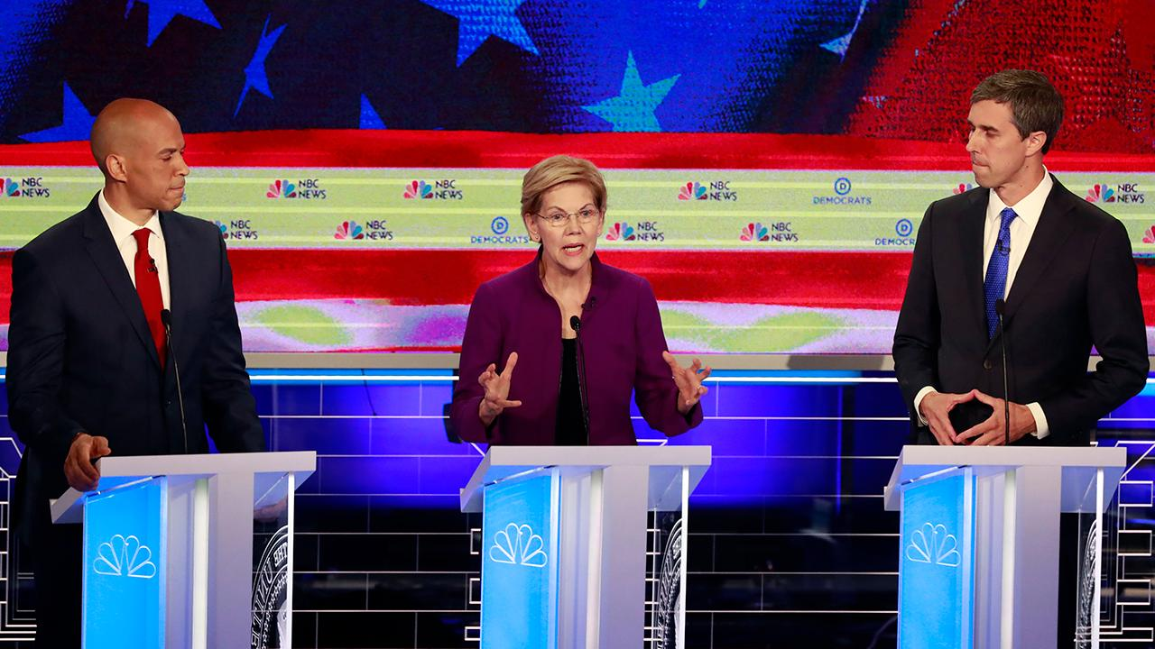 MSNBC hosts clash over which Democratic presidential candidate could beat Trump
