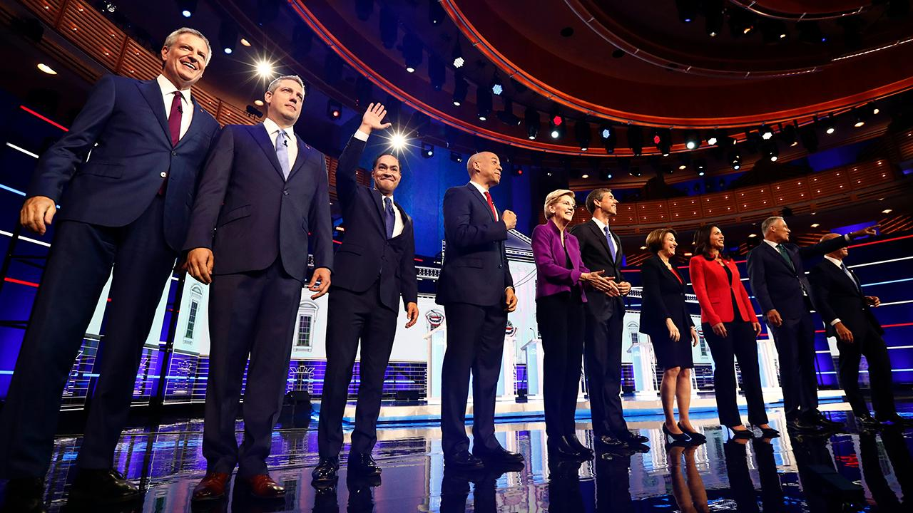 Liberal media underwhelmed by Democrats' debate performance