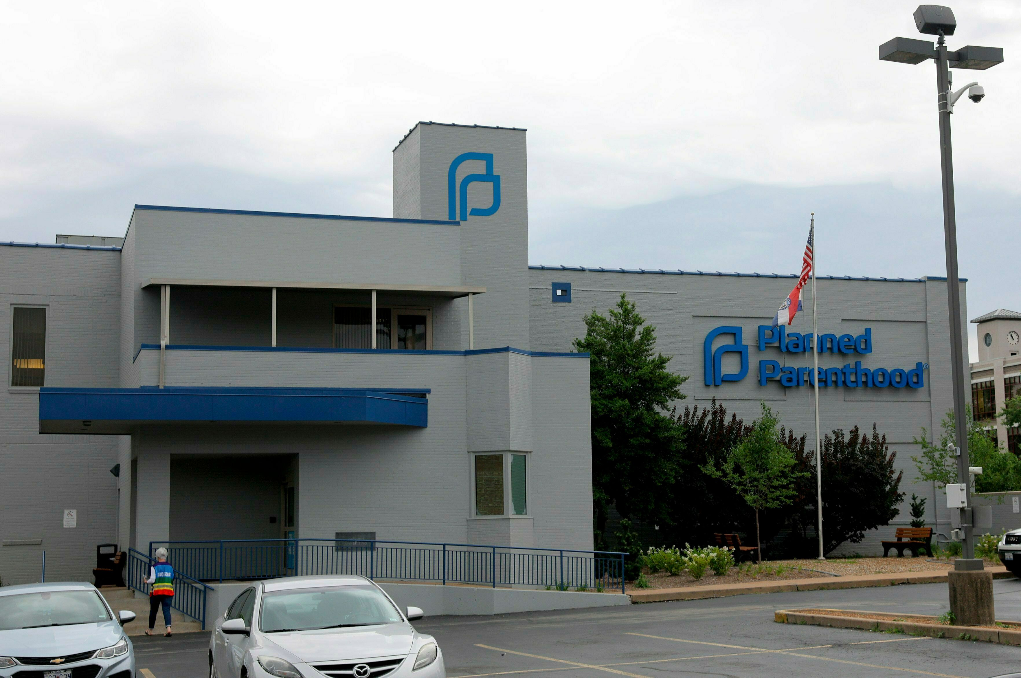 The Planned Parenthood of the St. Louis Region and Southwest Missouri is temporarily allowed to continue providing abortions.
