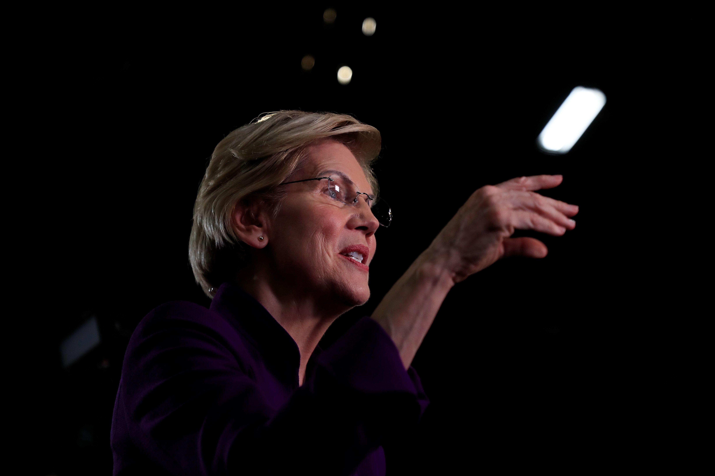 Sen. Elizabeth Warren (D-Mass.) will not nominate political donors to ambassadorships if elected president.