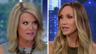 Lara Trump on spitting incident involving Eric Trump