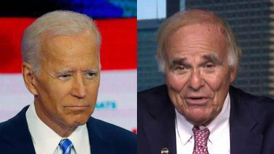 Ed Rendell on Joe Biden, Eric Swalwell