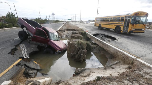 Full scope of Sandy's destruction becoming clear