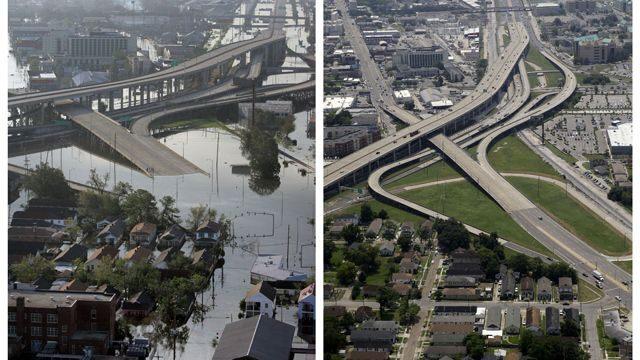 Hurricane Katrina forever changed New Orleans