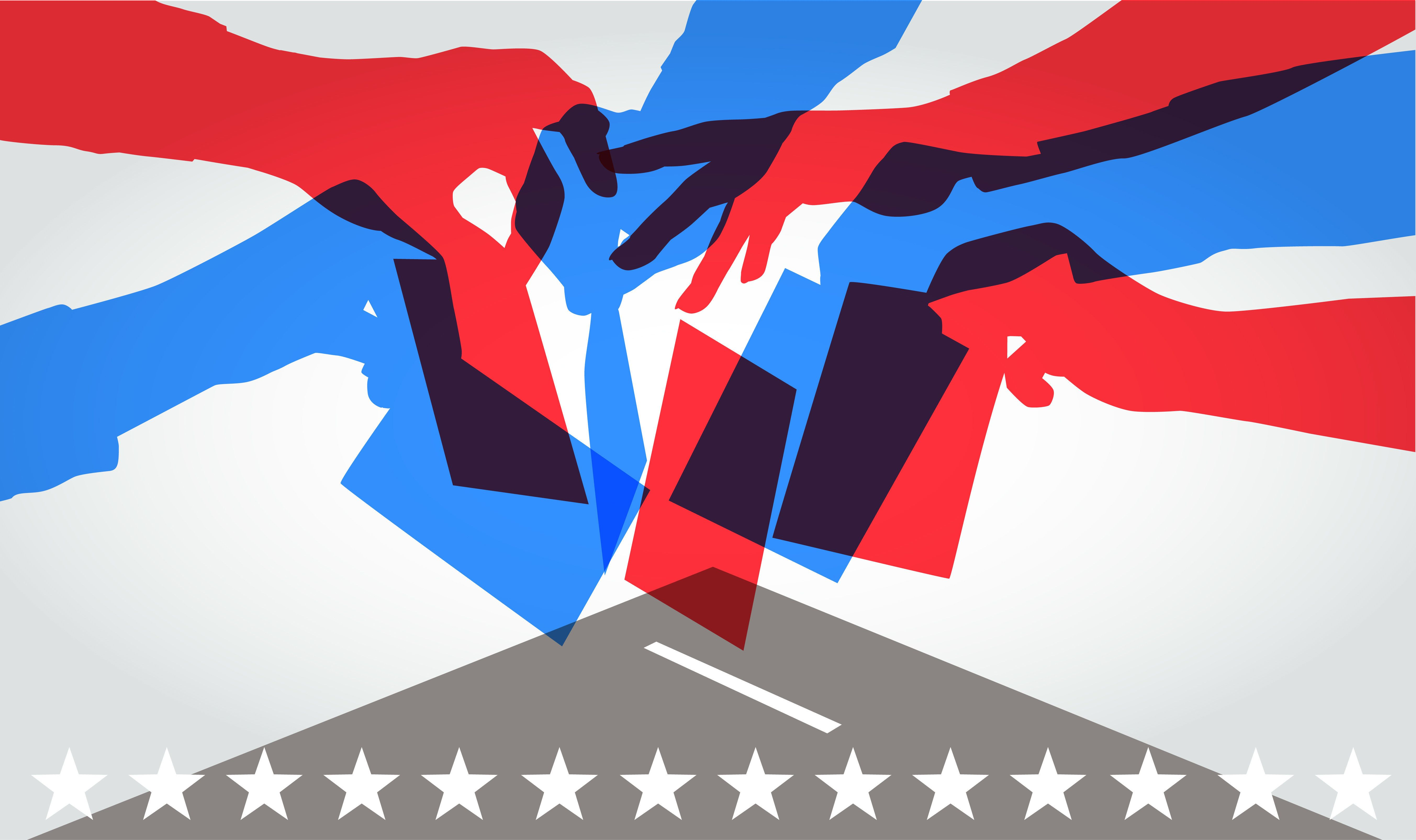 Democrats now have unified control of 14 states and the District of Columbia.