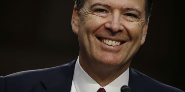 Fired FBI Director James Comey was fired by Trump abruptly.