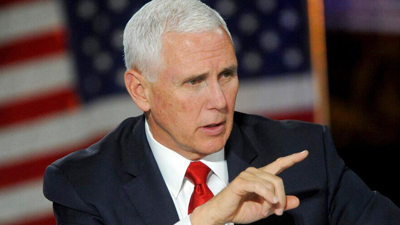 White House: Pence return to Washington not related to national security, no cause for concern