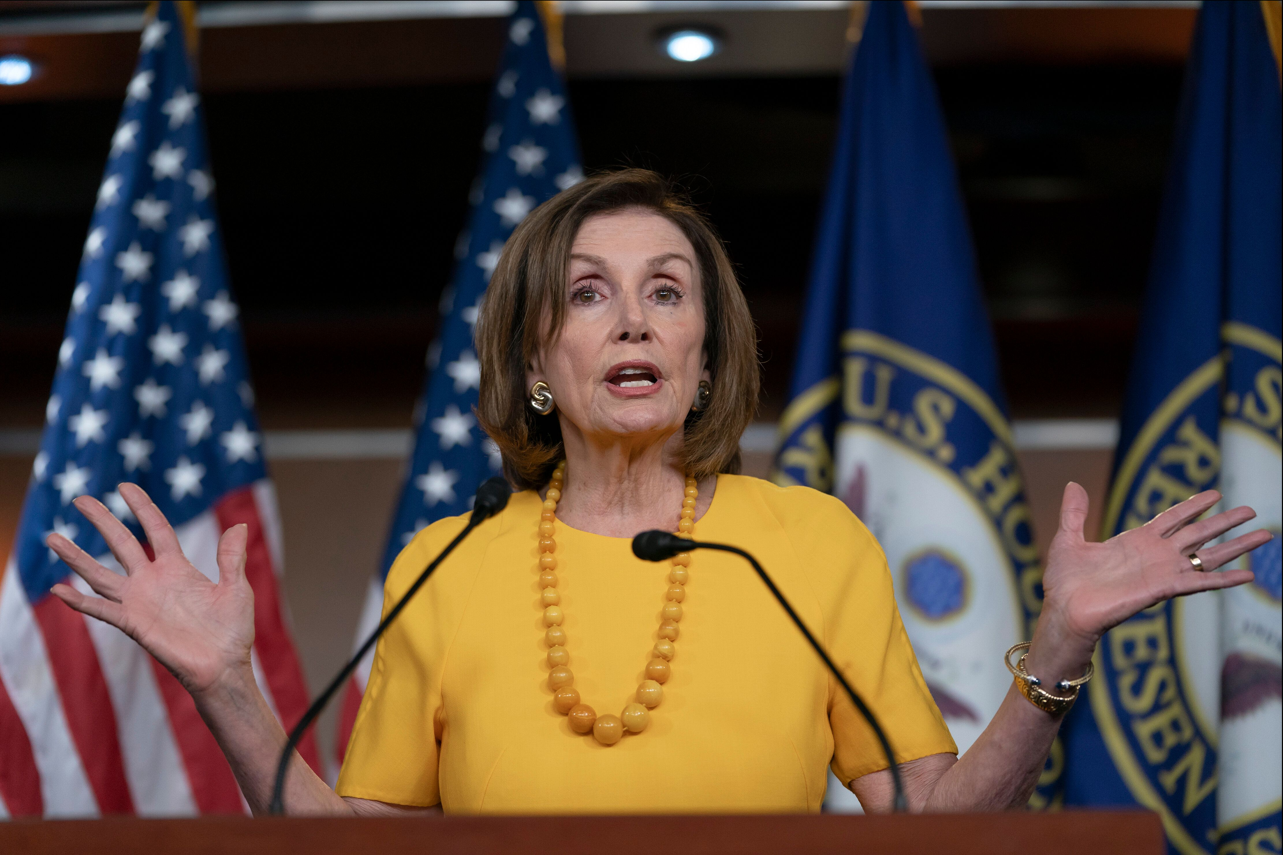 House Speaker Nancy Pelosi (D-Calif.) was not all that popular at Netroots Nation in Philadelphia this weekend.