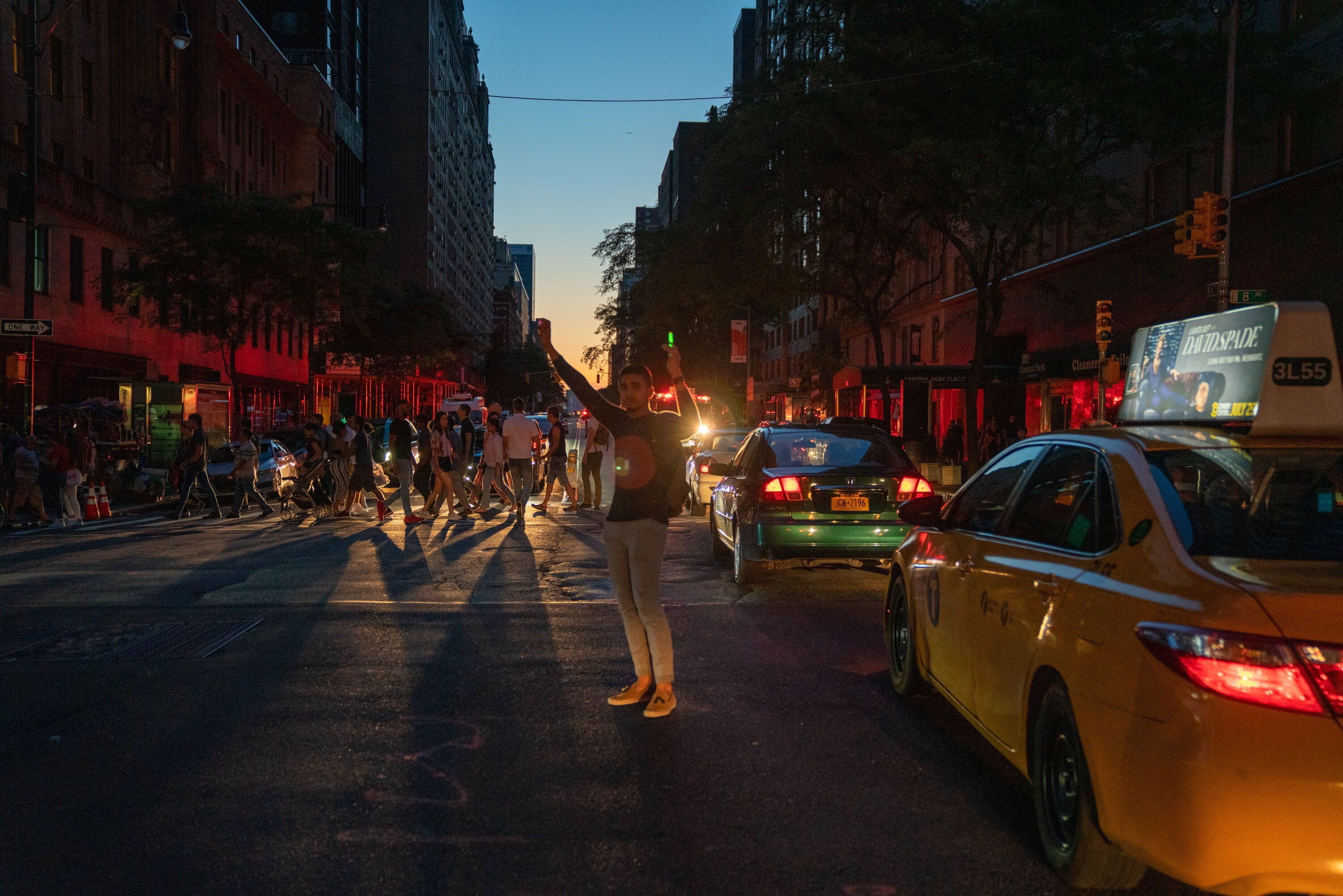 Major Power Outage In New York Blacks Out Large Swaths Of