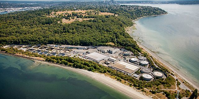 A power outage atthe West Point Wastewater Treatment Plant in Seattle led to the spillage of around 3 million gallons of waste into Puget sound.