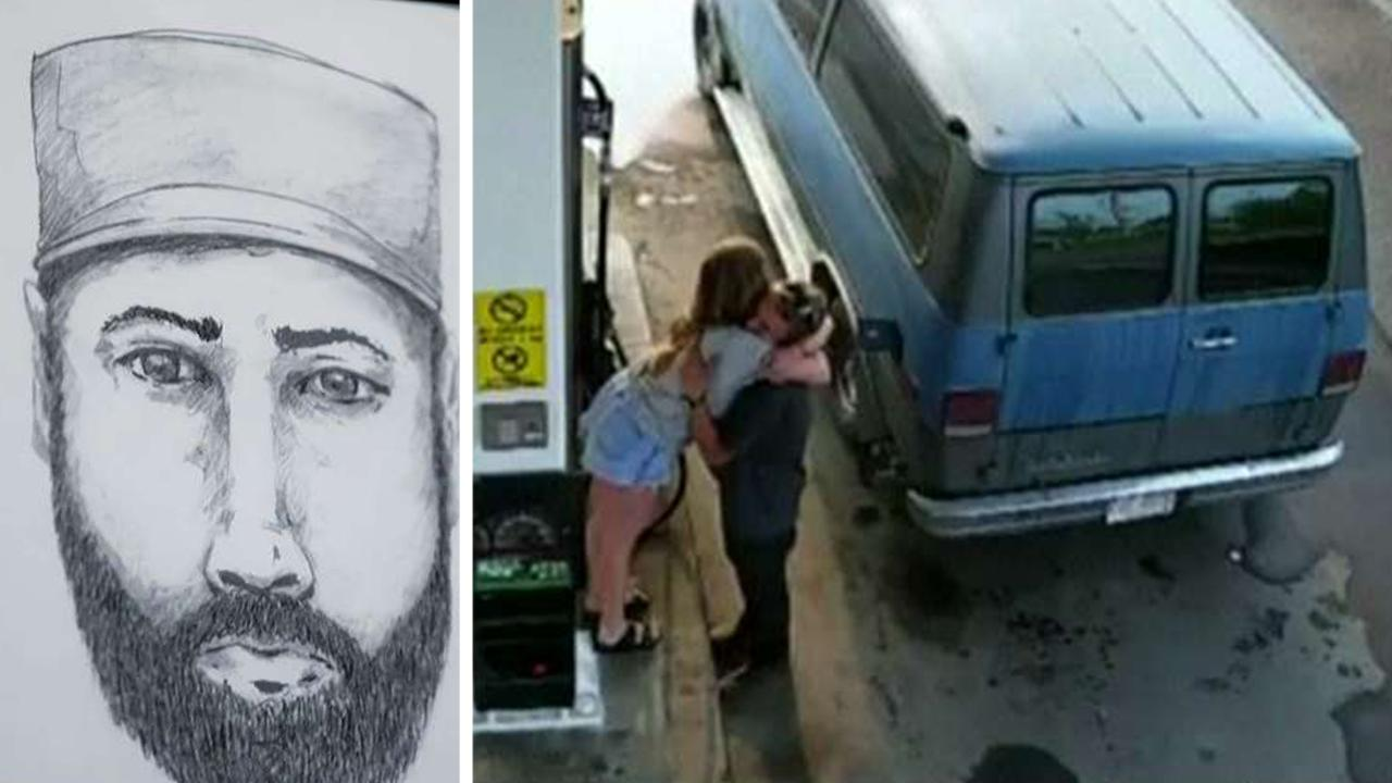 Canadian police release sketch of person of interest in murder of American woman and her Australian boyfriend