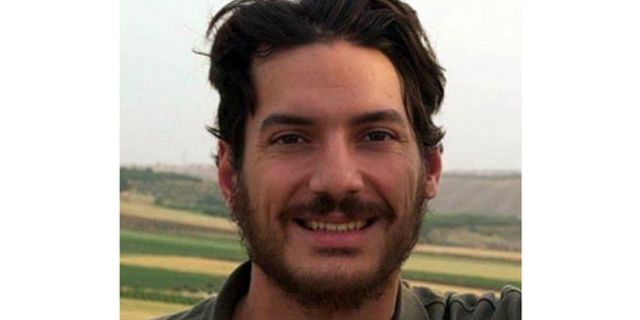 Freelance journalist Austin Tice, pictured here in an undated photo, was kidnapped in Syria in August 2012. (handout)