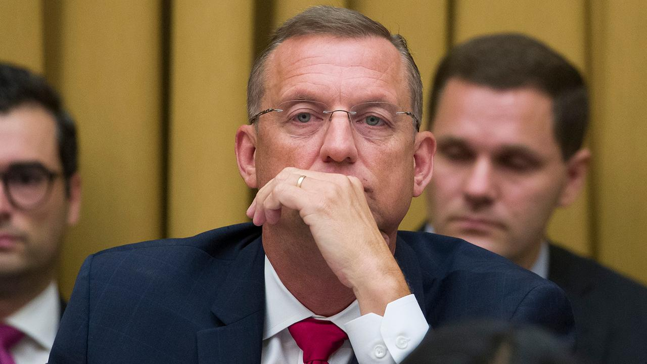 Rep. Doug Collins explodes at House hearing on border crisis, urges Democrats to 'put a bill up'