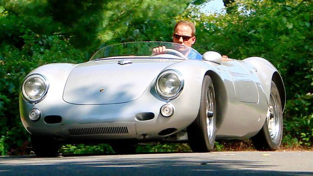 Classic Porsche recreated