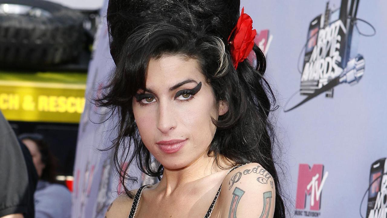 An Amy Winehouse hologram; Banksy's shredded art sells
