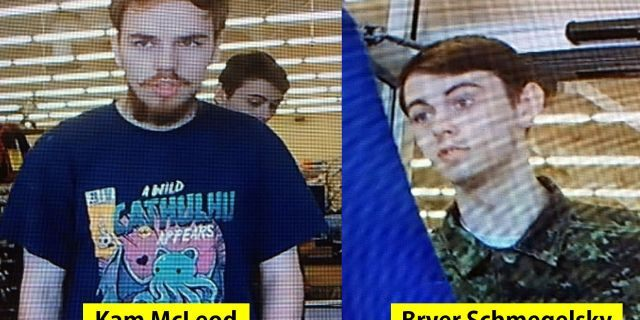 Kam McLeod and Bryer Schmegelsky are now considered suspects in the killings of three people across British Columbia.