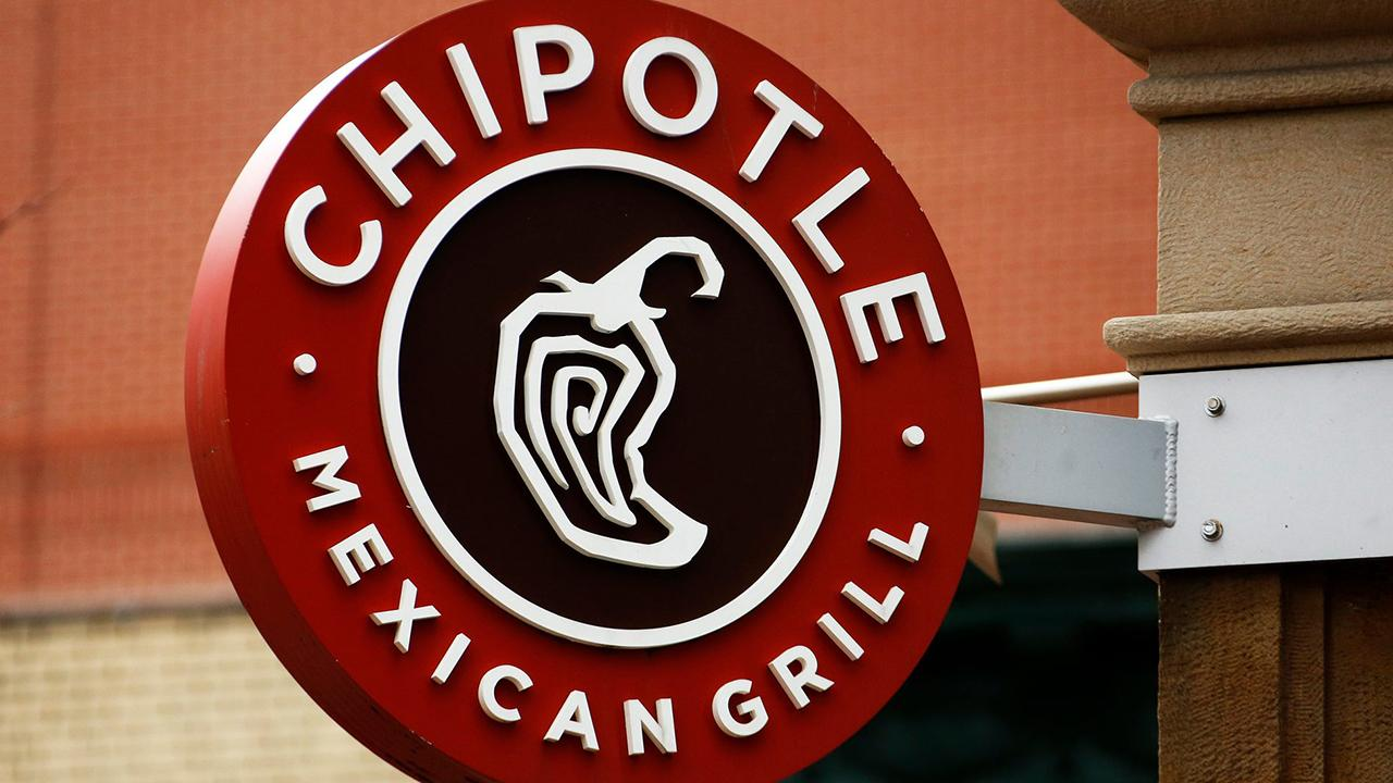 Fox Business Briefs: Chipotle Mexican Grill is expanding its rewards program as its digital platform continues to grow; Yum China is partnering with two of the biggest Chinese state oil companies to open franchise fast-food restaurants at gas stations in the country, a plan that will likely open over 100 KFCs over the next three years.