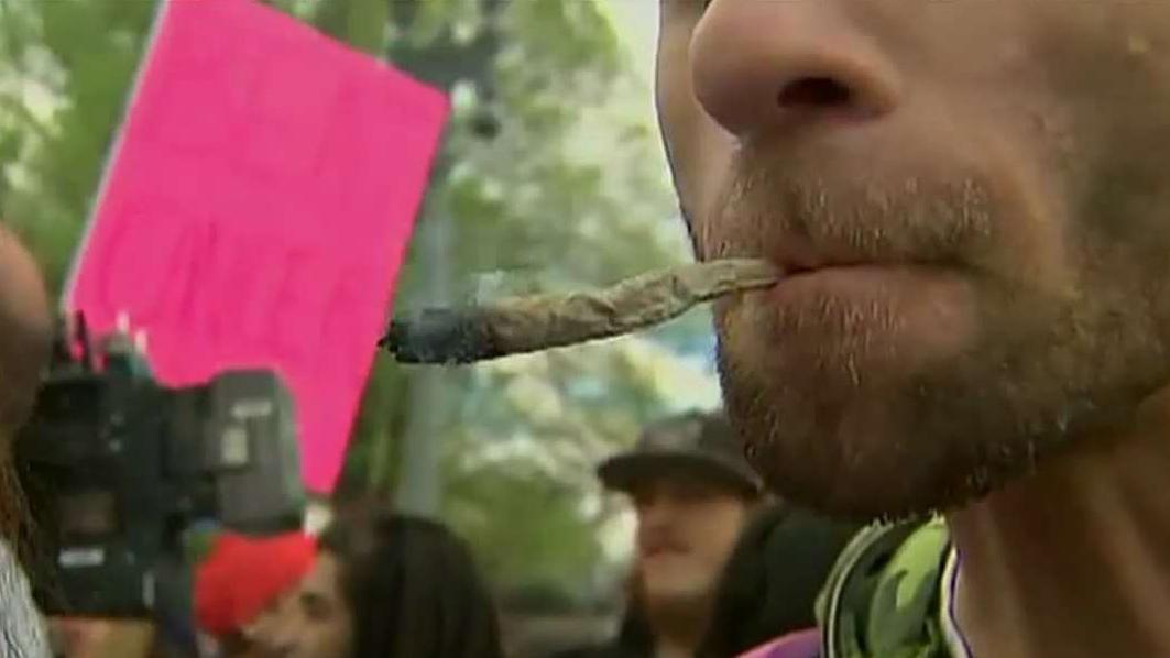 New York City set to ban marijuana testing of job applicants