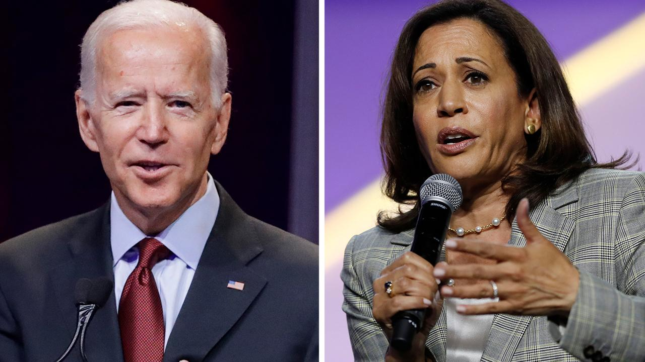 Biden, Harris unveil new policy plans ahead of second Democrat debates