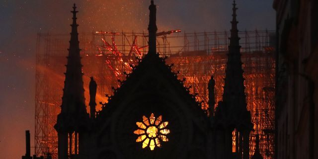 The city of Paris has ordered a deep cleaning of schools nearest Notre Dame, whose lead roof melted away in the fire last April.