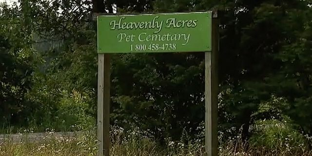Heavenly Acres Pet Cemetery in Brighton, Mich., lost its lease.