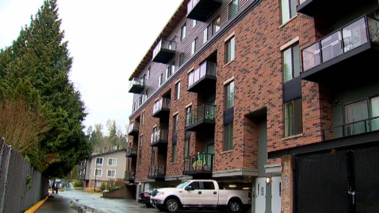 Toddler miraculously survives fall out sixth floor apartment window