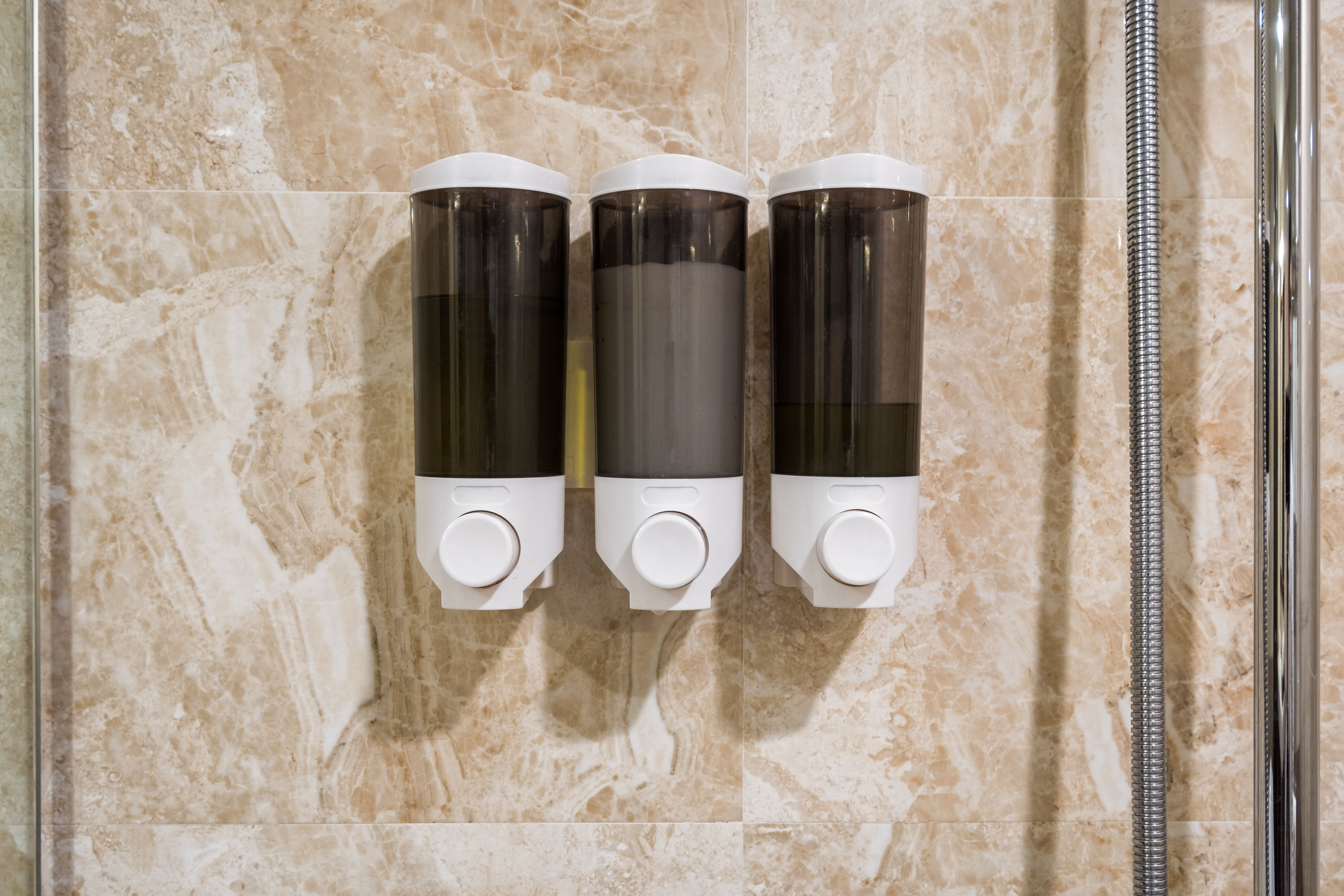 IHG hotels will switch to bulk-sized, refillable amenities by 2021. Some hotels have already moved to larger bottles and wall
