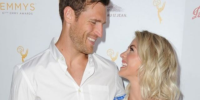 Laich (L) with wife Hough
