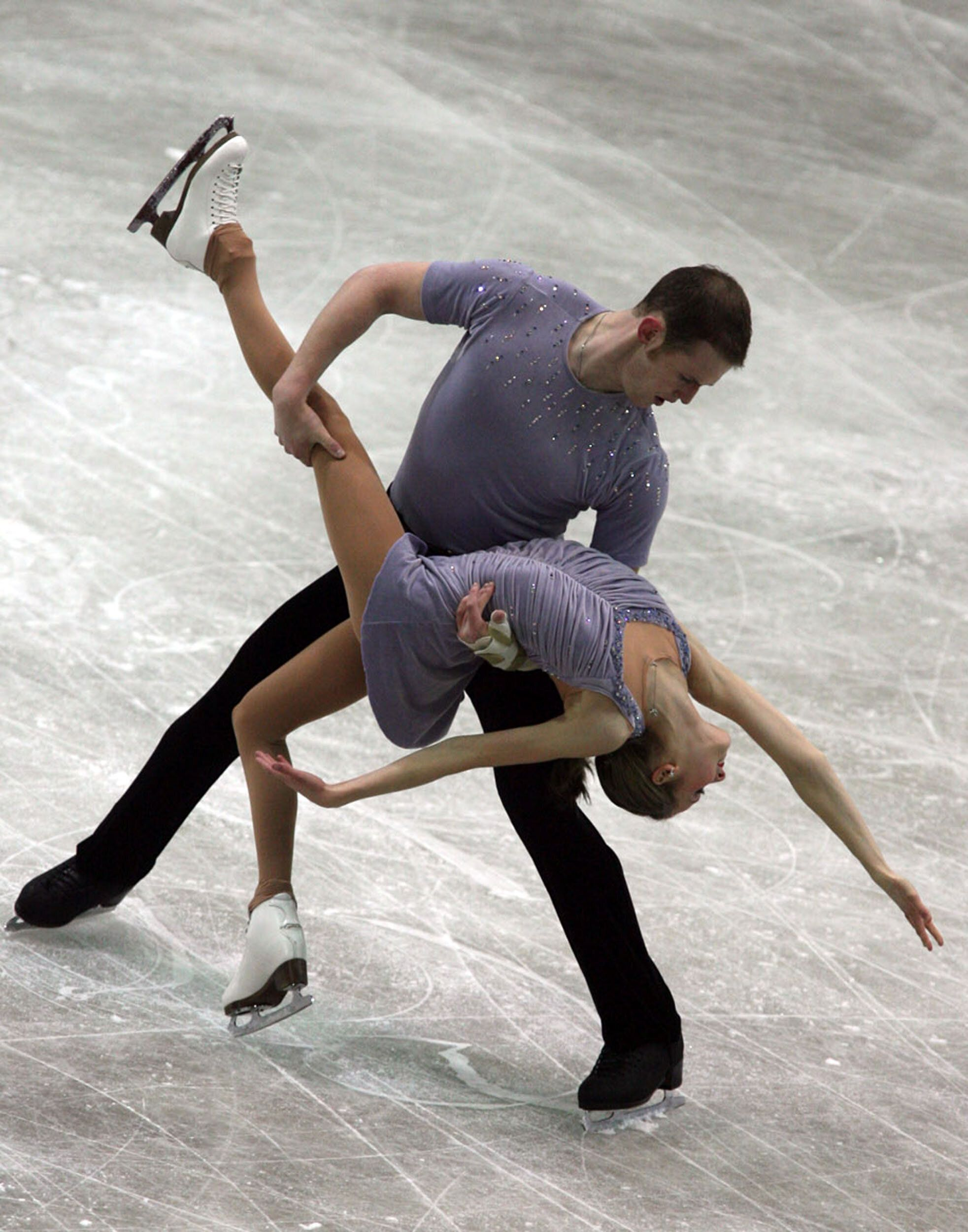Bridget Namiotka, who skated with John Coughlin as a child from 2004 to 2007, has accused him of sexually abusing her and at