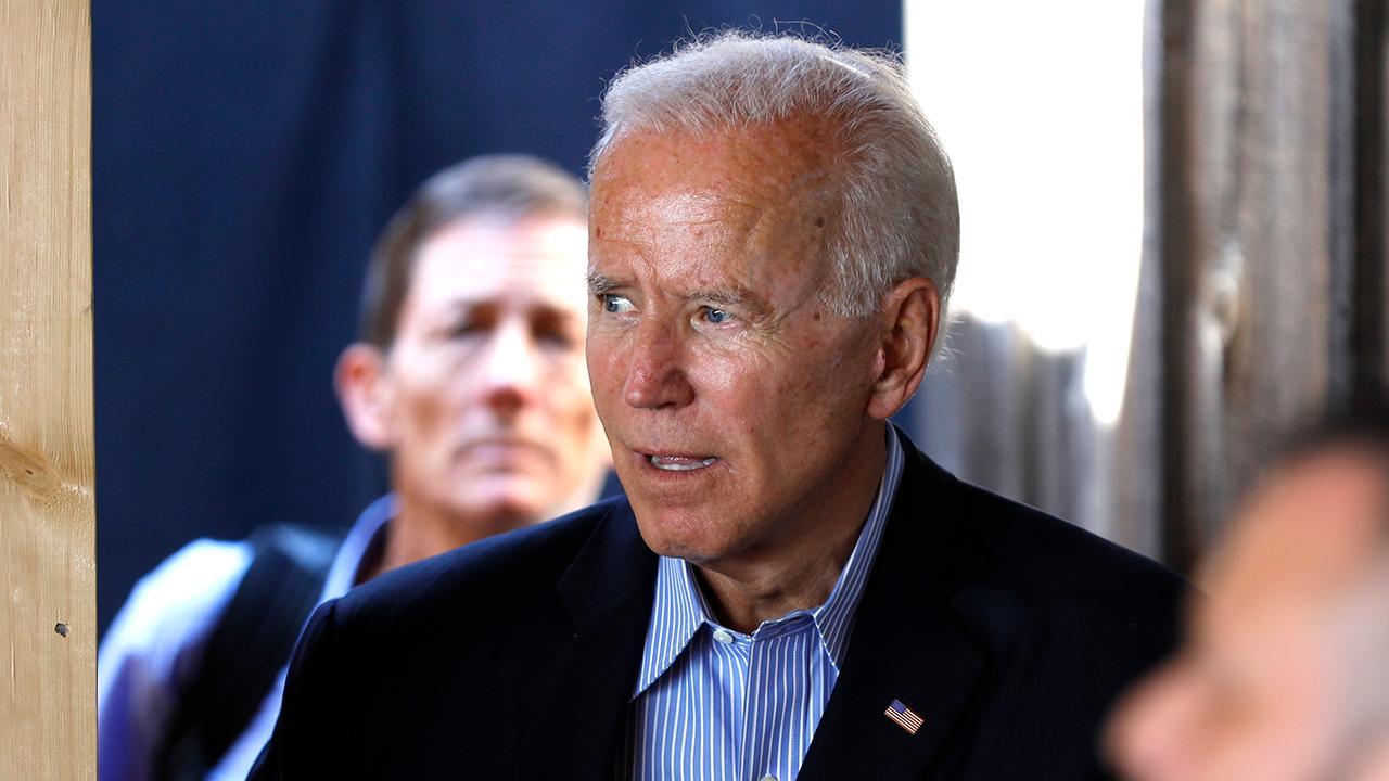 Ingraham: The driving force behind Biden