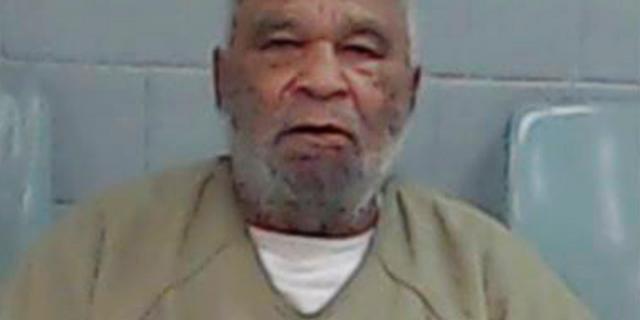 Undated photo of Samuel Little. (Ector County Texas Sheriff's Office via AP)
