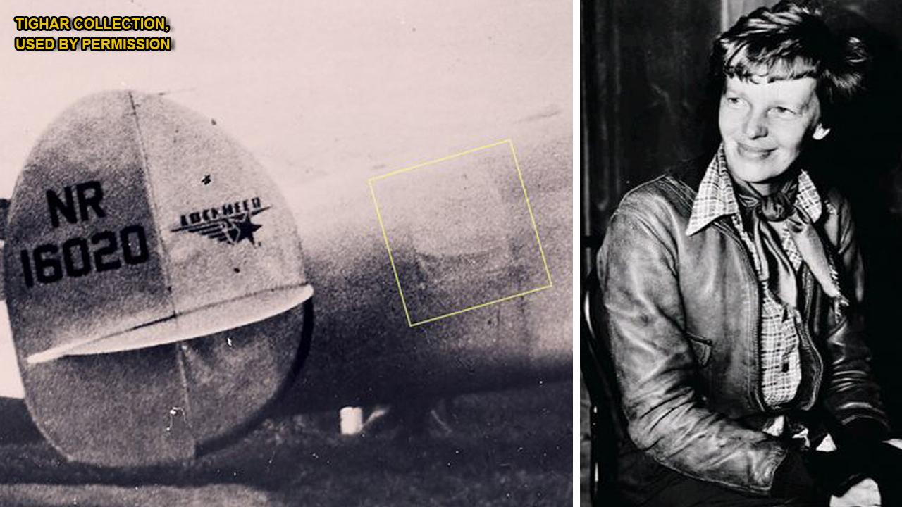 Newly discovered footage may shed light on Amelia Earhart's disappearance