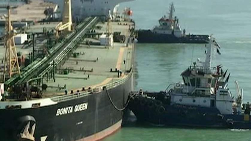 New tanker smuggling Iranian oil to Syria, sources say