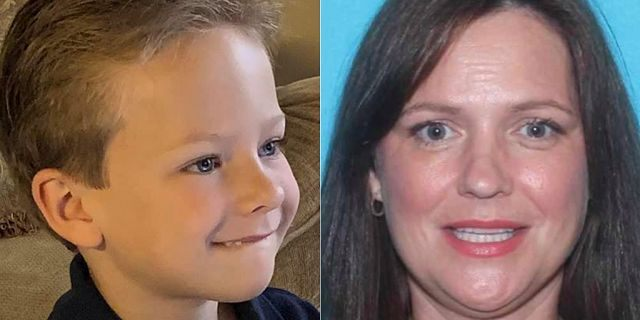 Six-year-old Ollie Wiedemann was the subject of an Amber Alert Friday afternoon after cops say he was kidnapped by his mother. Ollie and Candace Harbin were later found dead in a minivan. The boy's father had custody of the child.