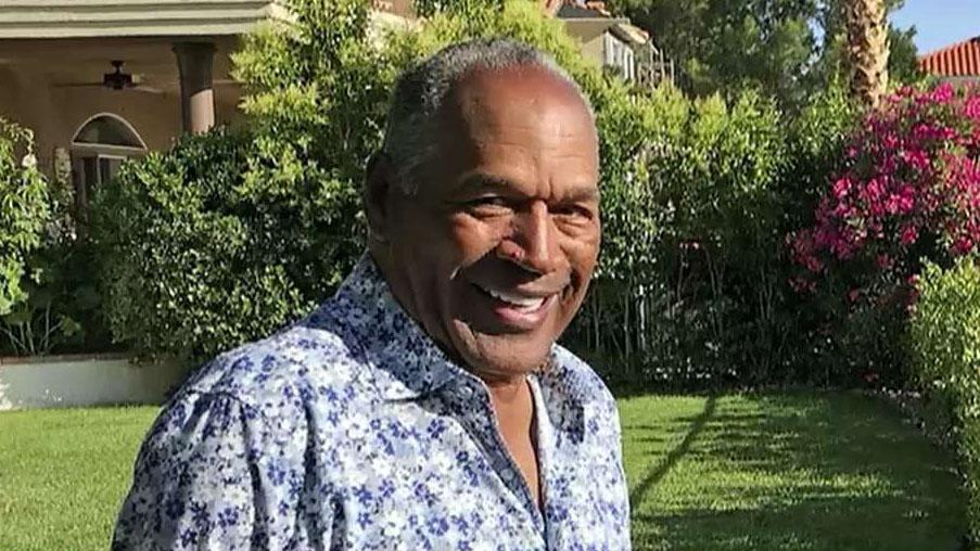 OJ Simpson joins Twitter 25 years after the murders of Nicole Brown Simpson and Ron Goldman