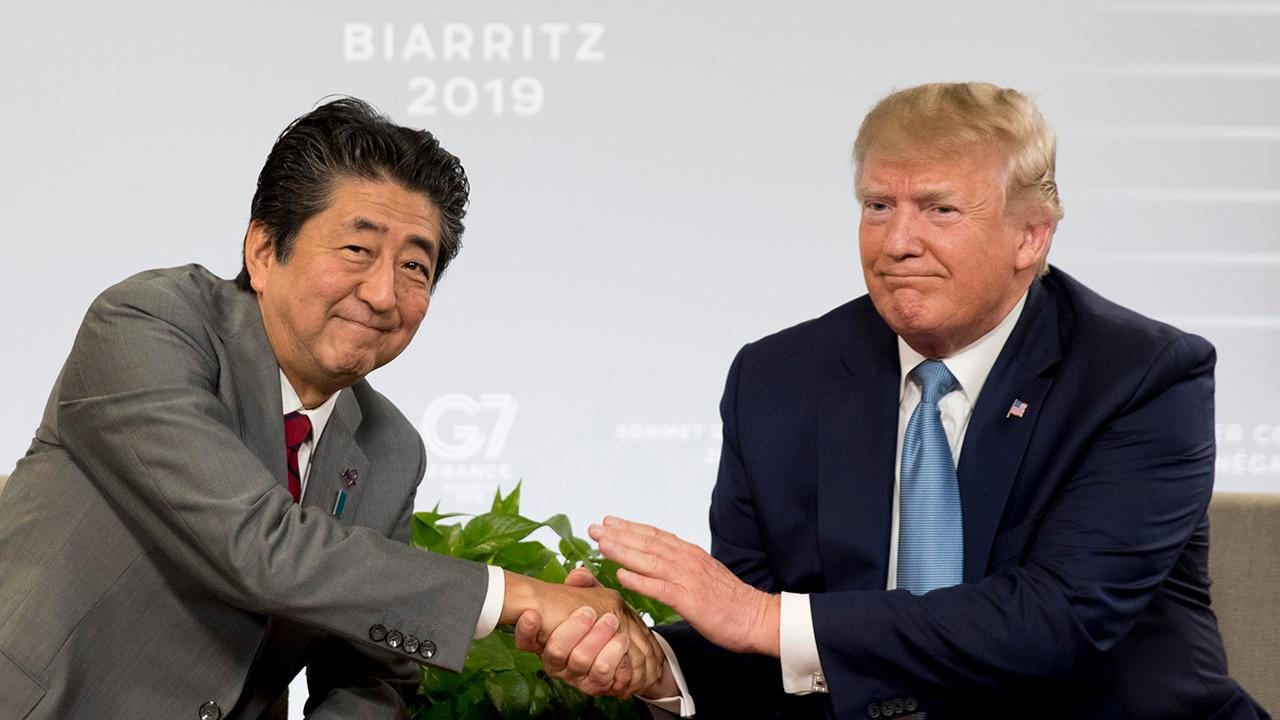 US trade deal reached with Japan