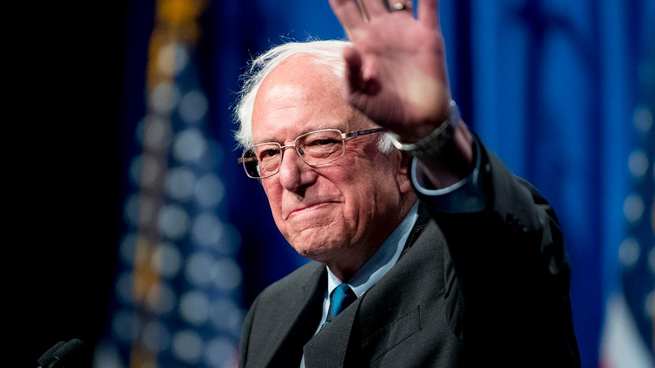 Sanders argues socialism is the right prescription for America