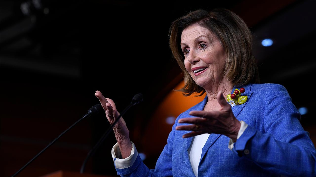 Nancy Pelosi under pressure to begin impeachment process