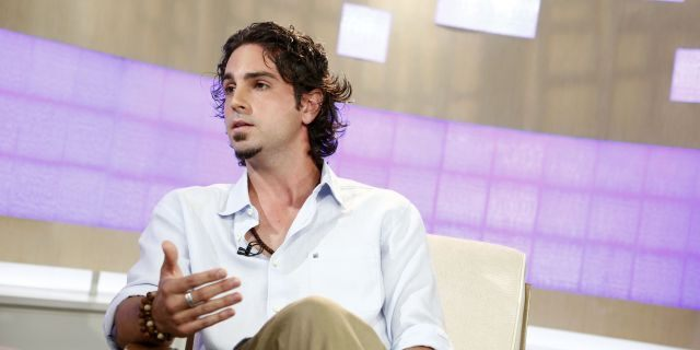 """Wade Robson appears on NBC News' """"Today"""" show."""