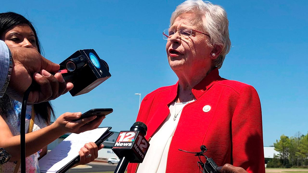 Alabama passes the strictest abortion ban in the country