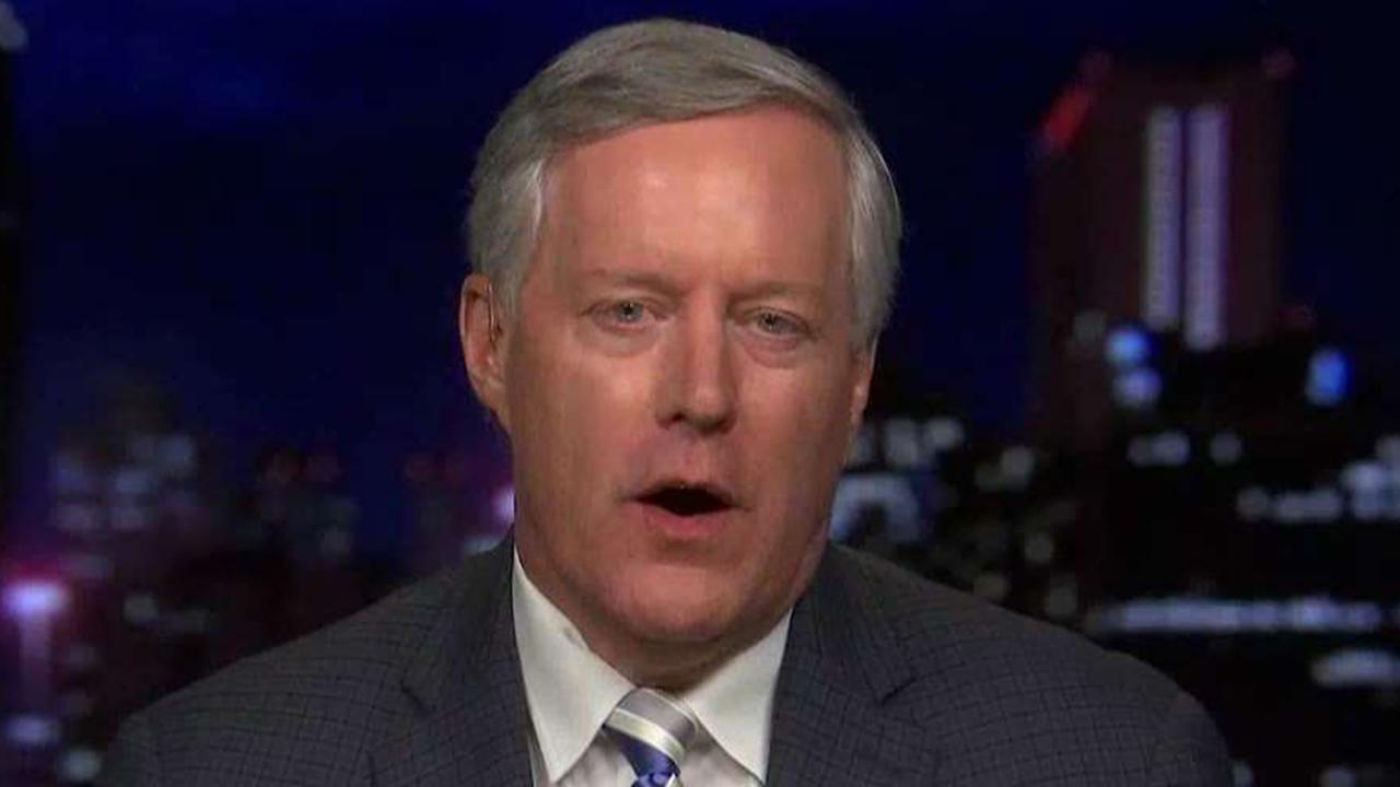 Meadows: Today was a bad day for James Comey