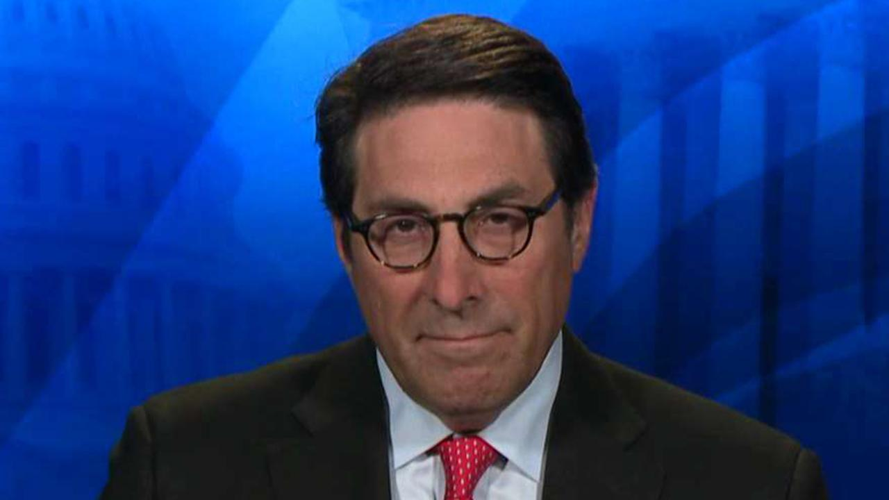 Jay Sekulow calls IG report '70 pages of bad news for James Comey'