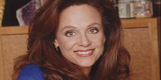 Valerie Harper is seen in this 1994 file photo.