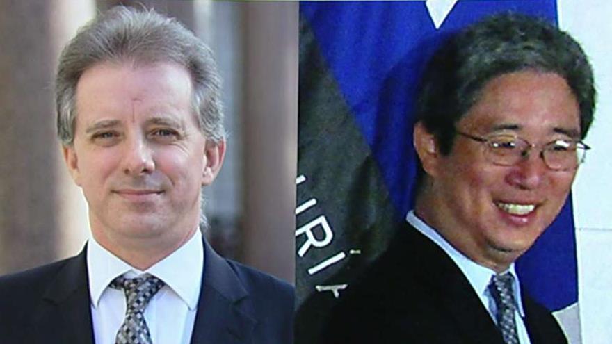 New Bruce Ohr docs play into Trump narrative that FBI, DOJ knew Steele dossier was dirty